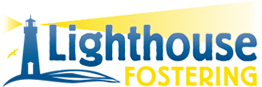 Lighthouse Fostering Logo